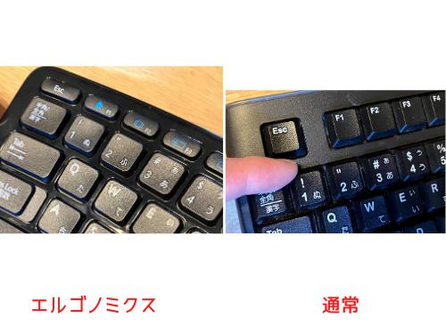 マイクロソフト エルゴノミクス キーボード